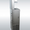 RS - Option bac de récupération interne Eaux usées - Porte d'accès avec serrure - EDAFIM